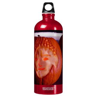 Light of Amida Pumpkin Aluminum Water Bottle