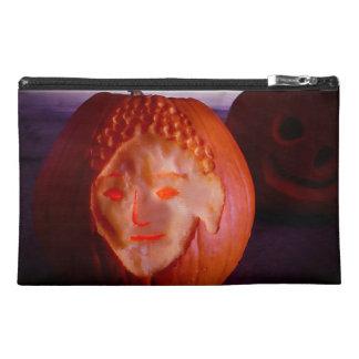 Light of Amida Pumpkin Travel Accessory Bag