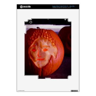 Light of Amida Pumpkin iPad 3 Skin