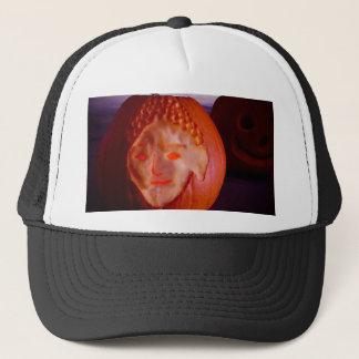 Light of Amida Pumpkin Trucker Hat