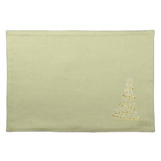 Light of Christmas Cloth Place Mat