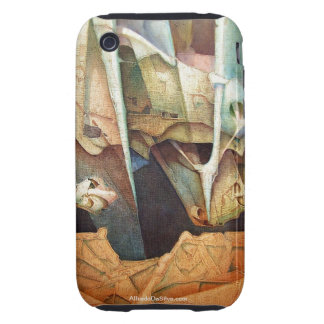 Light Of Hope iPhone 3 Tough Case