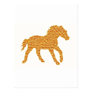 Light of Horse Postcards