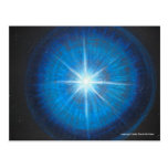 Light of Intuition affirmation Postcard