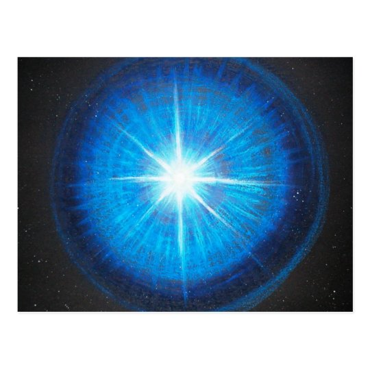 Light of Intuition Postcard