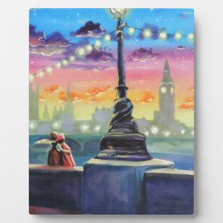 Light of London II Plaque