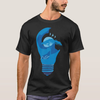 LIGHT OF NATURE T-Shirt