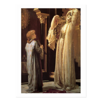 Light of the Harem - Lord Frederick Leighton Post Card