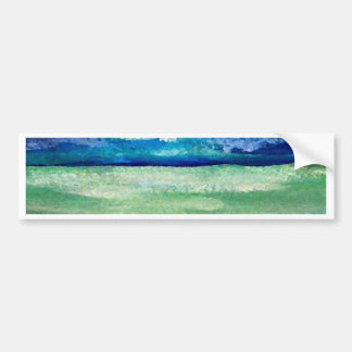 Light of the Sea - CricketDiane Ocean Art Products Bumper Sticker