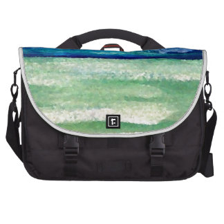 Light of the Sea - CricketDiane Ocean Art Sunlight Laptop Bag