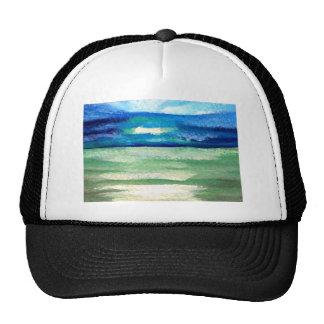 Light of the Sea - CricketDiane Ocean Art Sunlight Trucker Hat