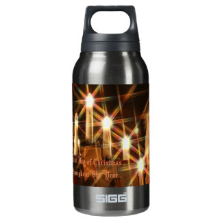 Light of the Season Insulated Water Bottle