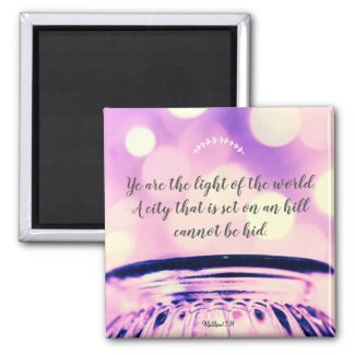 Light of the world, Christian magnet