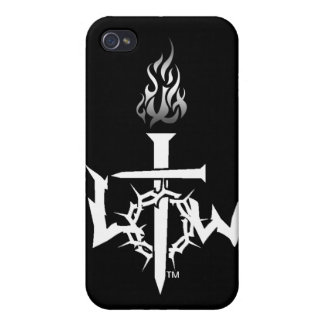 """Light of the World"" I-Phone Case iPhone 4 Covers"