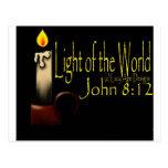 Light of the World Postcards