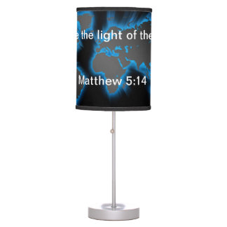 """""""Light of the World"""" Table Lamp"""