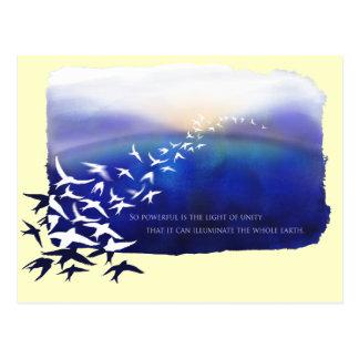 Light of Unity Postcard