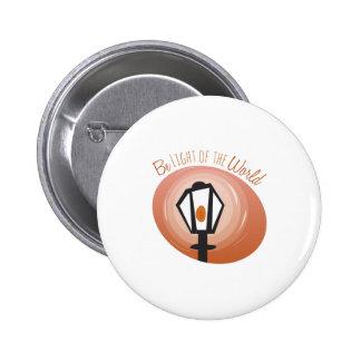 Light Of World Pin