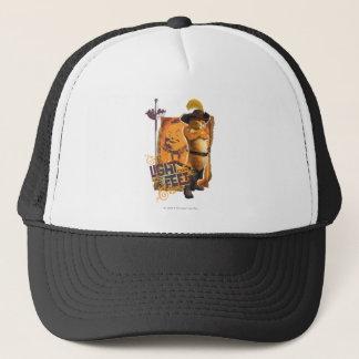 Light On My Feet Trucker Hat