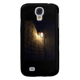 Light on wall St. Simon's Lighthouse Samsung Galaxy S4 Cases