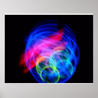 Light Orb poster