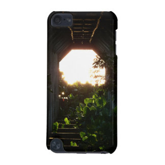 Light out of the tunnel iPod touch (5th generation) case