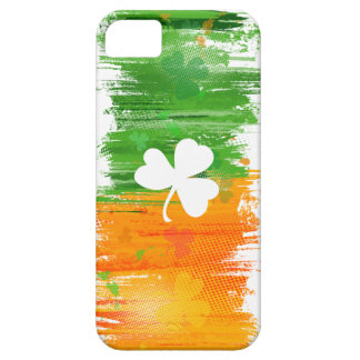 Light Paddy Lucky Clovers & Ink iPhone 5 Cases