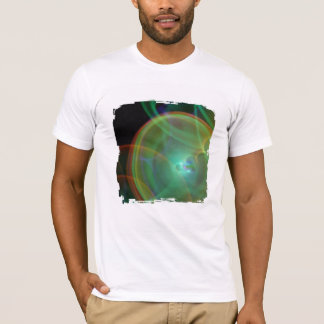 light painting abstract tee shirt