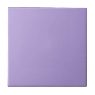 Light Pastel Purple Tile