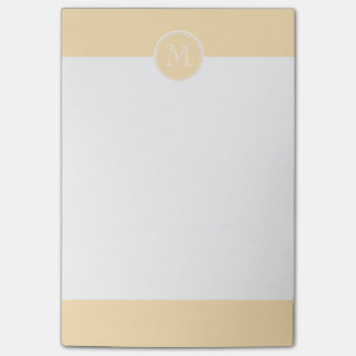 Light Peach High End Colored Post-it Notes