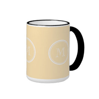 Peach colored coffee travel mugs zazzle for High end coffee mugs