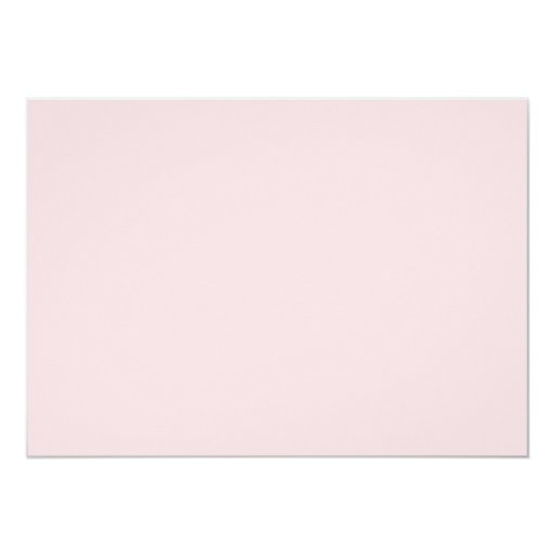 light peachy pink color trend blank template 5x7 paper. Black Bedroom Furniture Sets. Home Design Ideas
