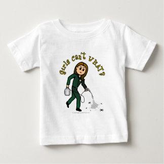 Light Pest Control Girl Baby T-Shirt