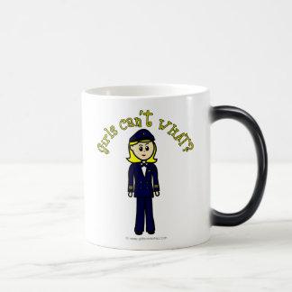 Light Pilot Girl Magic Mug
