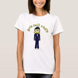 Light Pilot Girl T-Shirt
