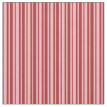 [ Thumbnail: Light Pink and Brown Colored Lines Fabric ]