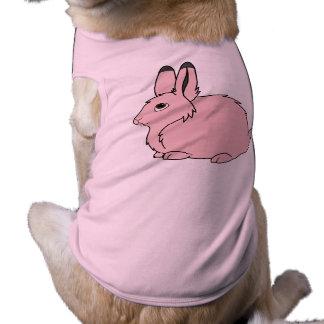 Light Pink Arctic Hare Tee