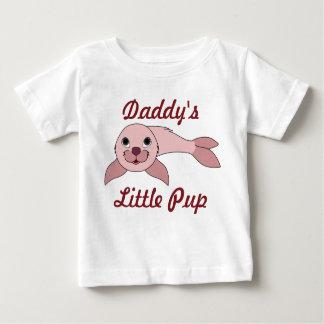 Light Pink Baby Seal Baby T-Shirt