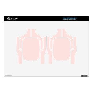Light Pink Blush Tritton Headset Decals