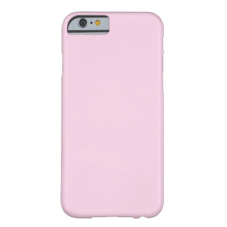 Light Pink Barely There iPhone 6 Case