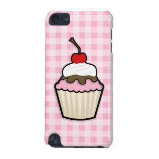 Light Pink Cupcake iPod Touch (5th Generation) Cover