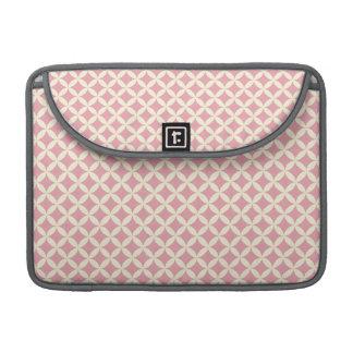 Light Pink Diamonds Sleeves For MacBook Pro