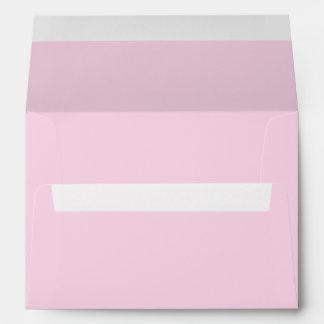 Light Pink Envelope
