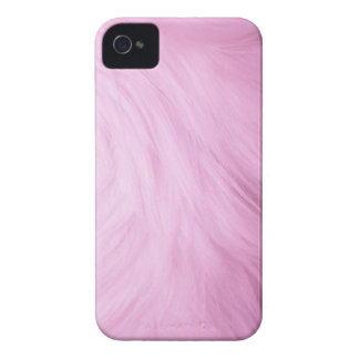 Light Pink Fur feathery image, iPhone 4/4s iPhone 4 Case