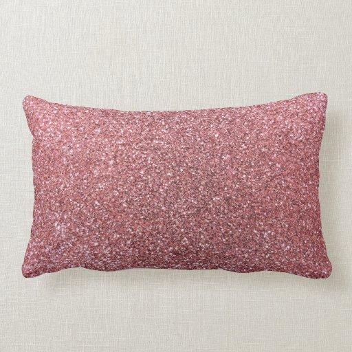 light pink glitter throw pillow zazzle. Black Bedroom Furniture Sets. Home Design Ideas