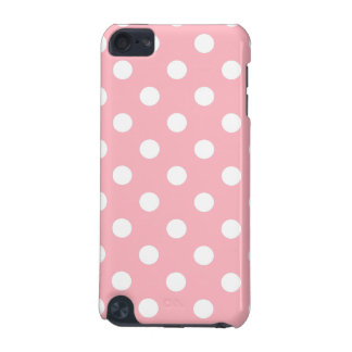 Light Pink Polka Dot  iPod Touch (5th Generation) Cover