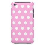 Light Pink Polka Dot iPod Touch Case