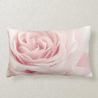 Light Pink Rose Flower - Roses Flowers Floral Throw Pillow