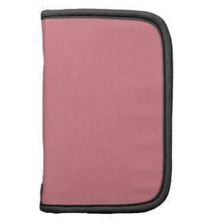 Light Pink Solid Color Planner
