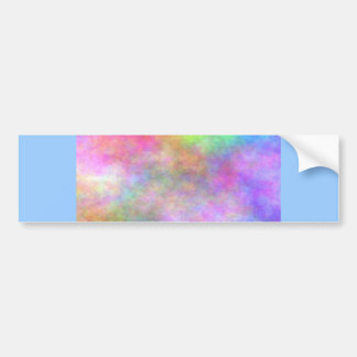 light_plasma_colors car bumper sticker